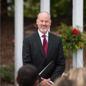Keith Horstman Officiant